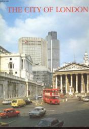 Brochure - The City Of London - Couverture - Format classique