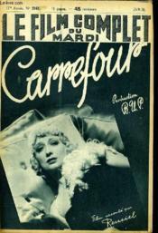 Le Film Complet Du Mardi N° 2162 - 17e Annee - Carrefour - Couverture - Format classique