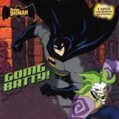 Batman: going batty - Couverture - Format classique