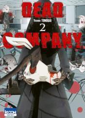 Dead company T.2 - Couverture - Format classique