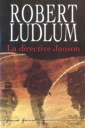 La Directive Janson - Intérieur - Format classique
