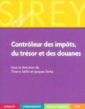 Controleur Des Impots, Du Tresor Et Des Douanes - Intérieur - Format classique