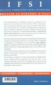 Soins Infirmiers Aux Personnes Atteintes D'Affections Endocriniennes - 4ème de couverture - Format classique