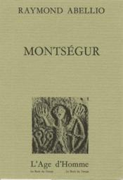 Montsegur - Couverture - Format classique