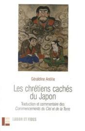 Les chrétiens cachés du Japon - Couverture - Format classique