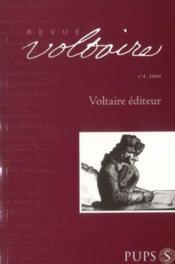 REVUE VOLTAIRE T.4 ; Voltaire editeur (édition 2004) - Couverture - Format classique
