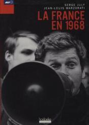 La France en 1968 - Couverture - Format classique