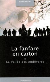 Fanfare En Carton Suivi De La Vallee Des Ambivares - Couverture - Format classique