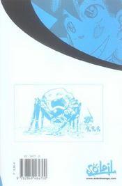 Yaiba t.6 - 4ème de couverture - Format classique