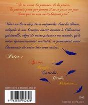 Méditations et prières intenses - 4ème de couverture - Format classique