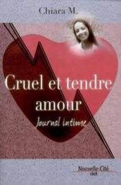 Cruel et tendre amour - Couverture - Format classique