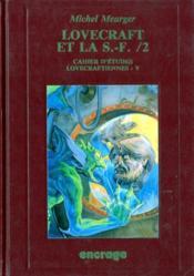 Lovecraft et la S.F. t.2 - Couverture - Format classique