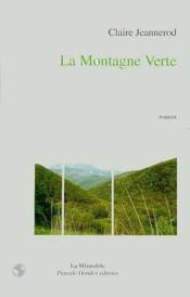 La Montagne Verte - Couverture - Format classique