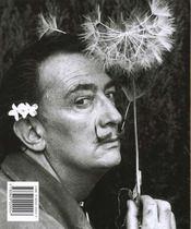 Les Minis Du Grand Art ; Dali - 4ème de couverture - Format classique