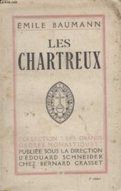 Les Chartreux. - Couverture - Format classique