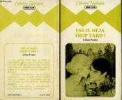 Est-Il Deja Trop Tard ? - Couverture - Format classique