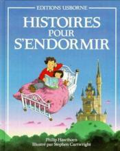 Histoires Pour S'Endormir - Couverture - Format classique