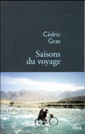 Saisons du voyage - Couverture - Format classique