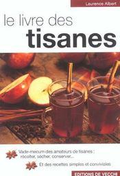 Le Livre Des Tisanes - Intérieur - Format classique