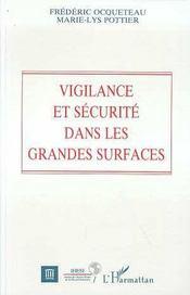 Vigilance Et Securite Dans Les Grandes Surfaces - Intérieur - Format classique