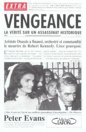 Vengeance. La Verite Sur Un Assassinat Historique - Intérieur - Format classique