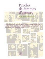 Paroles de femmes d'artistes - Intérieur - Format classique