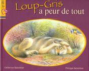 Loup-Gris A Peur De Tout - Intérieur - Format classique