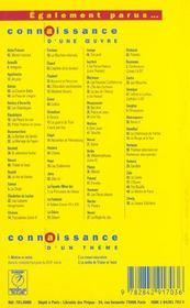 Poemes Saturniens-Romances... - Verlaine - 4ème de couverture - Format classique