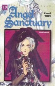 Angel sanctuary t.10 - Couverture - Format classique