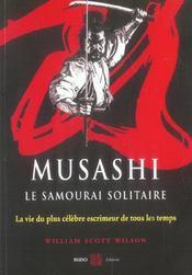 Musashi, le samourai solitaire - Intérieur - Format classique