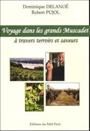 Voyage dans les grands Muscadet à travers terroirs et saveurs - Couverture - Format classique
