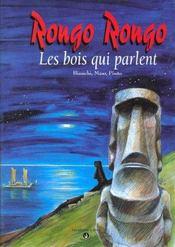 Rongo rongo - Intérieur - Format classique