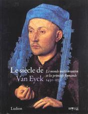 Le Siecle De Van Eyck 1430-1530 (Broche) - Intérieur - Format classique