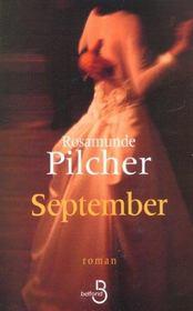 September - Intérieur - Format classique