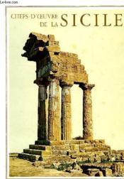 Chefs-D'Oeuvre De La Sicile - Couverture - Format classique
