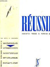 Reussir, Encyclopedie Pratique De Promotion Humaine, Tome 2 - Couverture - Format classique