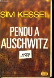 Pendu à Auschwitz. - Couverture - Format classique