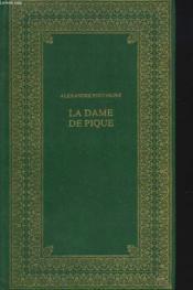 La Dame De Pique Et Autres Nouvelles - Couverture - Format classique