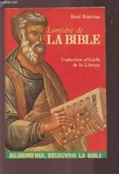 Lumière de la Bible - Couverture - Format classique