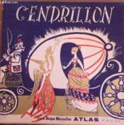 Livre-disque microsillon 33t // Cendrillon - Couverture - Format classique