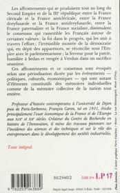 Histoire de France t.5 ; la France des patriotes ; de 1851 à 1918 - 4ème de couverture - Format classique