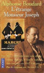 L'Etrange Monsieur Joseph - Intérieur - Format classique
