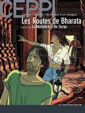 Stéphane Clément, chroniques d'un voyageur t.4 ; les routes de Bharata, la malédiction de Surya - Intérieur - Format classique