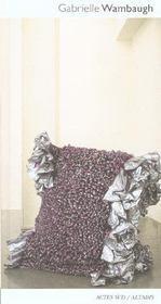 Gabrielle wambaugh - Intérieur - Format classique
