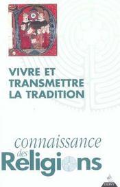 Connaissance Des Religions - Intérieur - Format classique