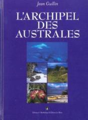 L'archipel des australes - Couverture - Format classique