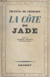 La Cote De Jade. - Couverture - Format classique
