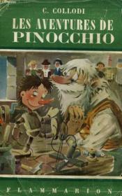 Les Aventures De Pinocchio. Collection Flammarion N° 26 - Couverture - Format classique