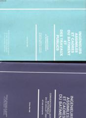 Convention Collective Nationale Du 23 Juillet 1956 Et Ses Anenants + Classification Et Appointements - Couverture - Format classique