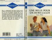 Une Belle Pour Un Hors La Loi - Outlaw Heart - Couverture - Format classique